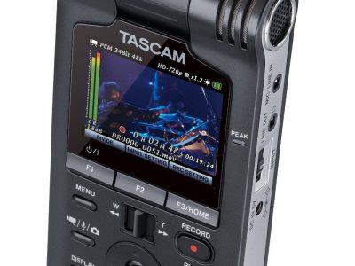 TASCAM DR-V1HD 高清视频数码录音机