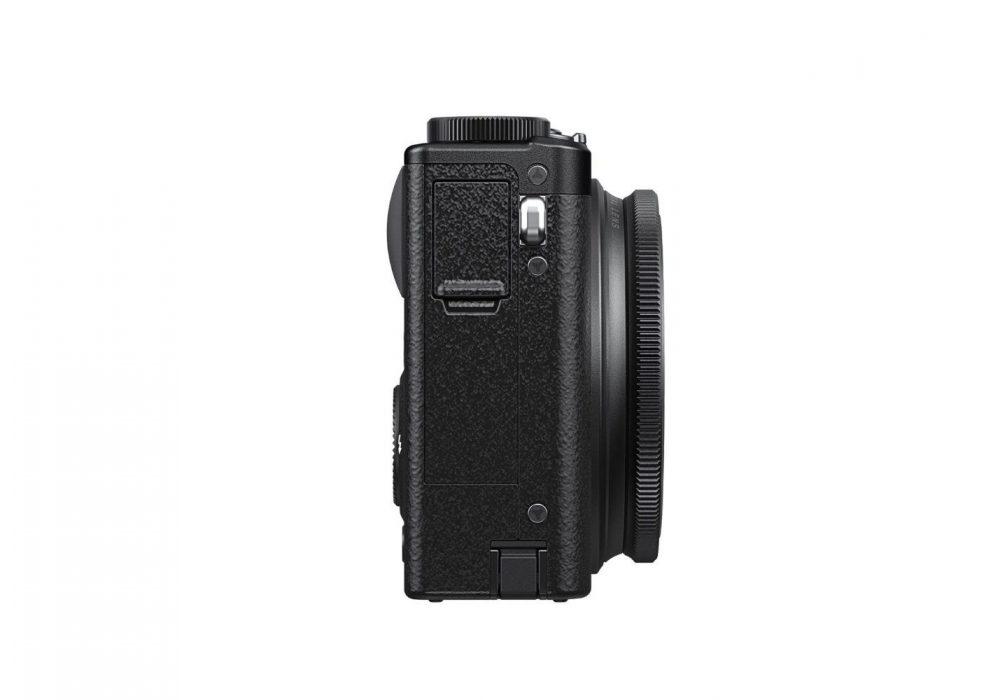 黑色富士 Fujifilm XQ1 数码相机