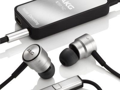 AKG K391 入耳式降噪耳机