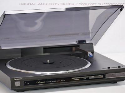 松下 Technics SL-L20 黑胶唱机