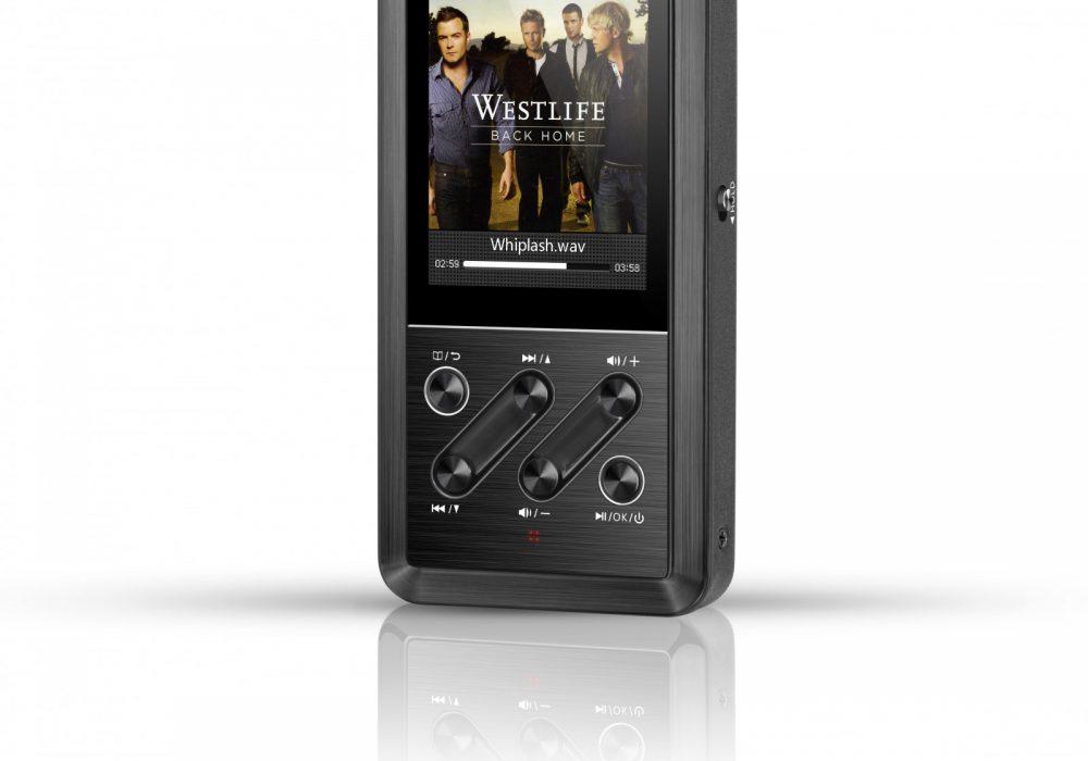 飞傲(Fiio) 便携高清无损音乐播放器 X3