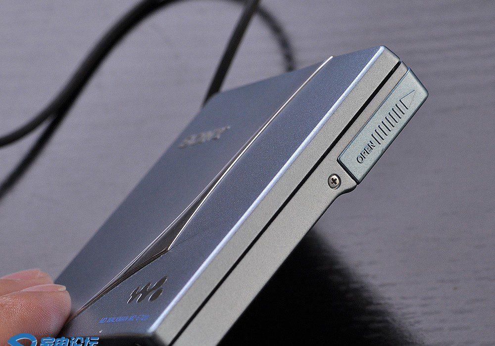 索尼 SONY MZ-E720 MD随身听