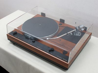 多能士黑胶唱机 THORENS TD520RW 唱机+SME3012-R 唱臂