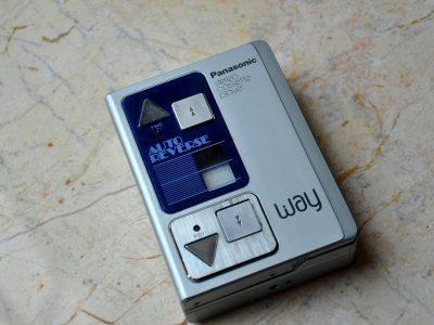 松下 Panasonic RQ-AR1 磁带随身听