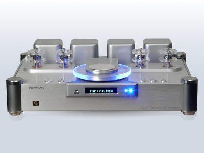 山灵(ShanLing) SCD-T200C电子管输出超级音频播放机