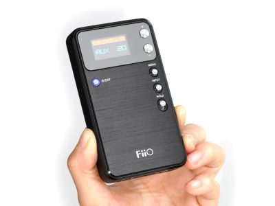 飞傲 Fiio ALPEN-E17 便携式带解码耳放