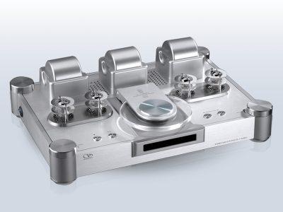山灵(ShanLing) CD-T100MKII 电子管CD播放器