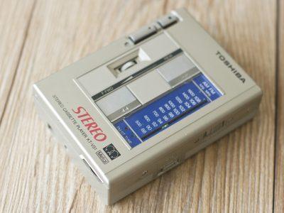 东芝 Toshiba KT-VS1 磁带随身听