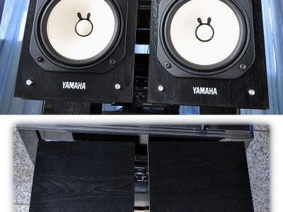 雅马哈 YAMAHA NS-10MT 监听音箱