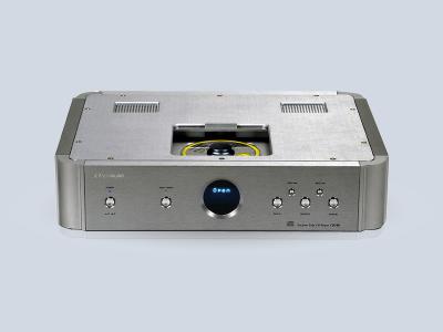 山灵(ShanLing) CD300全平衡输出胆CD顶开盘式播放机