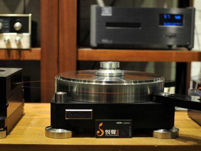 MICRO-8000美歌旗舰级气浮黑胶唱盘