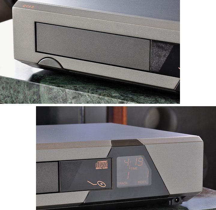 英国 QUAD 67 高级CD播放机