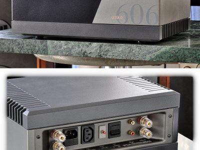 英国 QUAD 606A 功率放大器