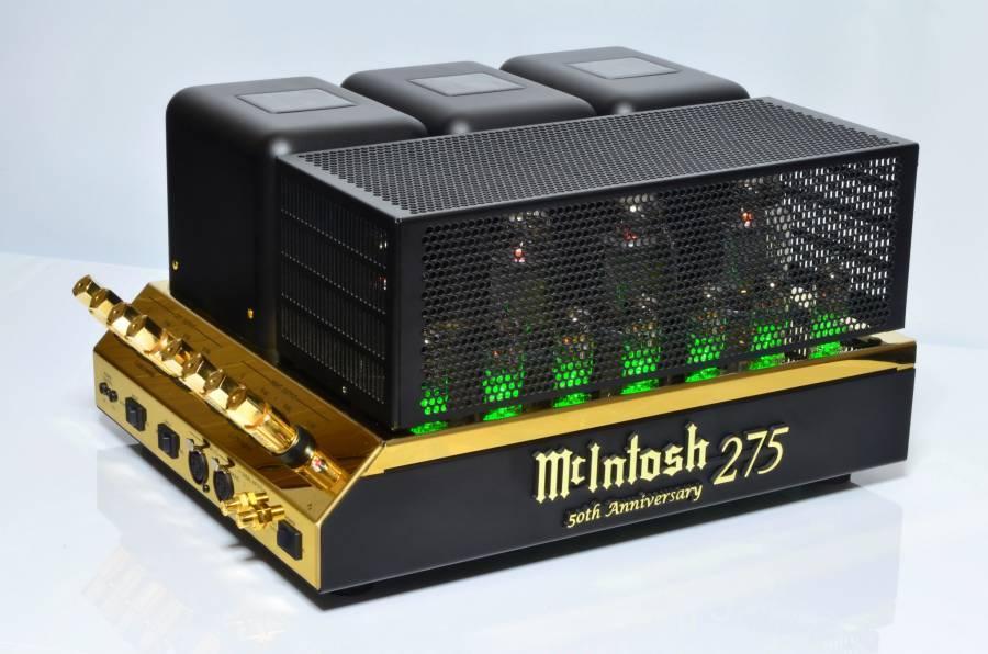 麦景图 McIntosh MC275LE 胆机50周年纪念限量版
