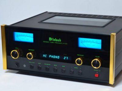 麦景图 McIntosh C2300G 电子管前级放大器 限量版
