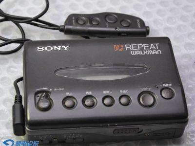 索尼 SONY WM-EX99R + 松下 Panasonic RQ-SX60 随身听
