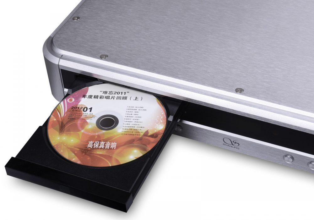 山灵(ShanLing) CD1.2电子管胆CD机