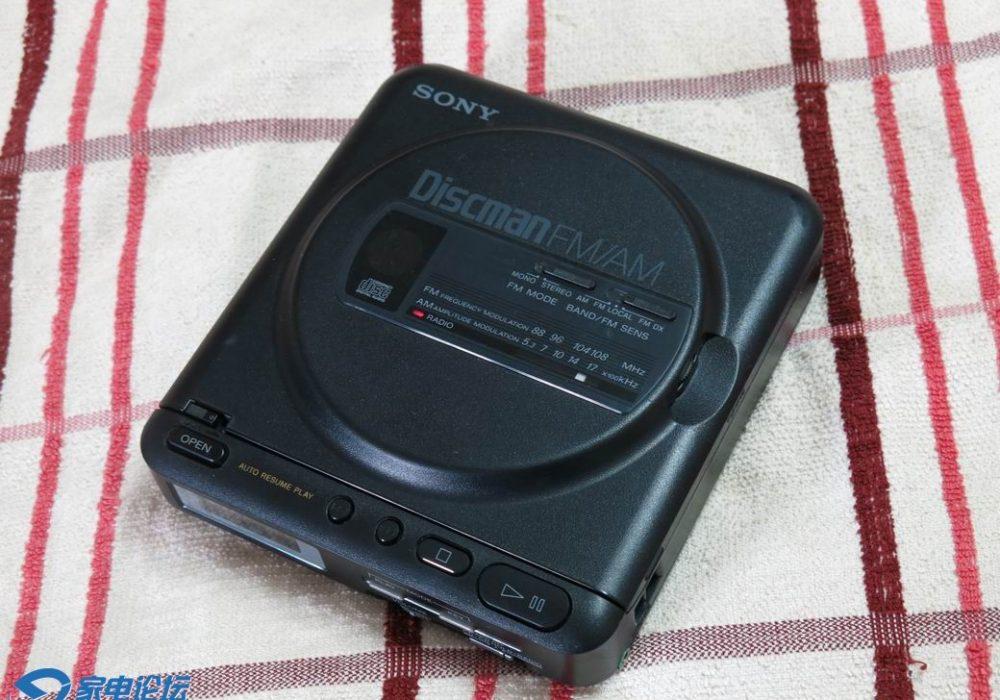 索尼 SONY D-T20 CD随身听