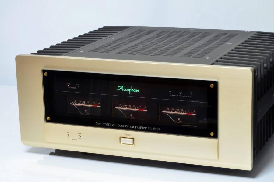 金嗓子 Accuphase PX-600 功率放大器