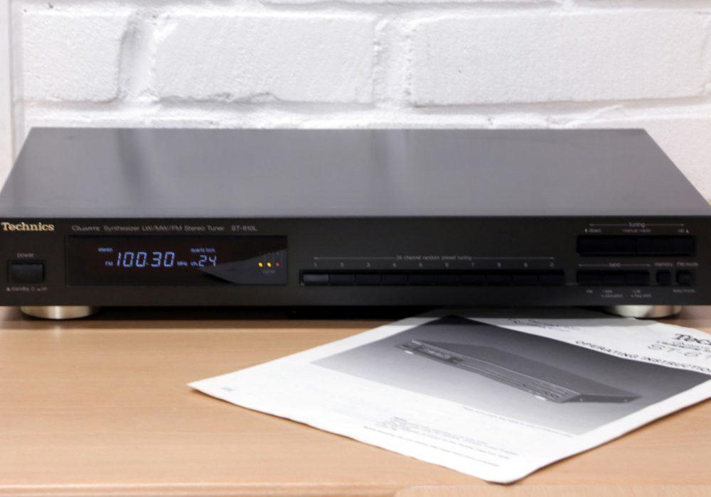 松下 Technics ST-610L FM/MW/LW 立体声收音头