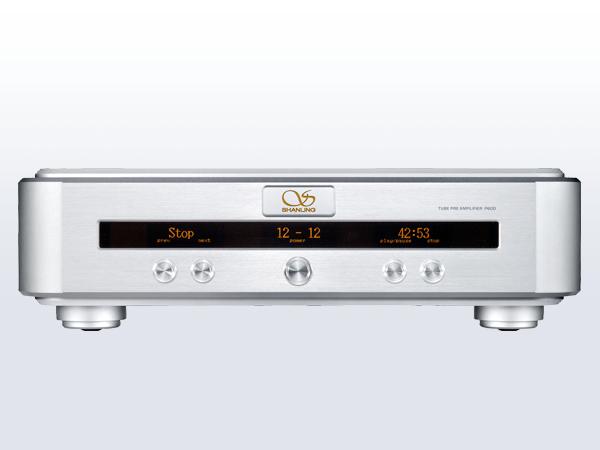 山灵(ShanLing) 25周年纪念版T600 CD转盘