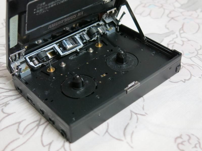 爱华 AIWA HS-PX505 磁带随身听