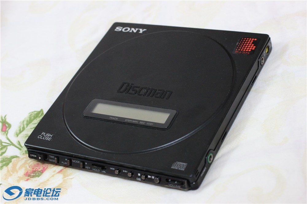 索尼 SONY D-J50 CD随身听
