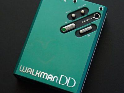 SONY Walkman WM-DD Green