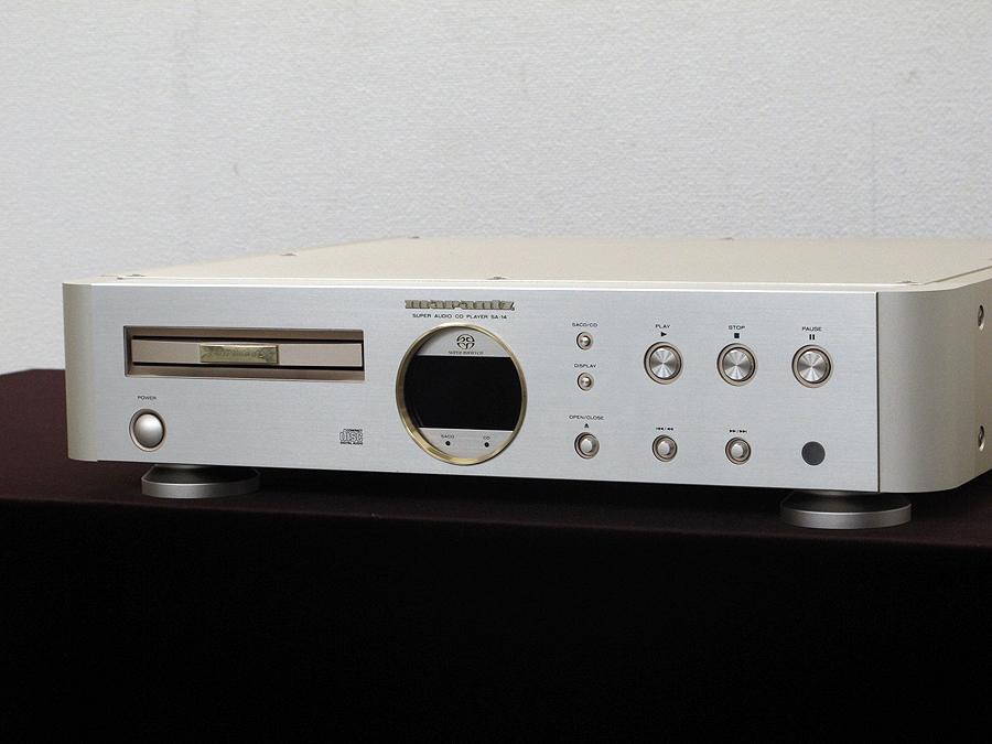 马兰士 Marantz SA-14 SACD 超级CD播放机