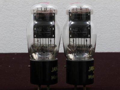 西电 Western Electric JAN-CW-101D 电子管 1958年製