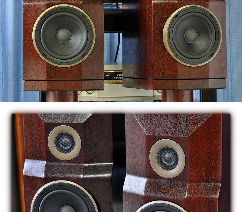 先锋 PIONEER S-07 高级发烧书架音箱