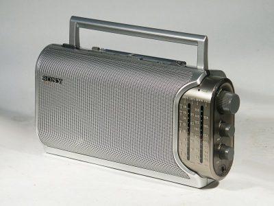 索尼 SONY ICF-904L 便携收音机