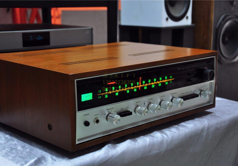 山水 SANSUI 2000x 收音功率放大器(1970年)