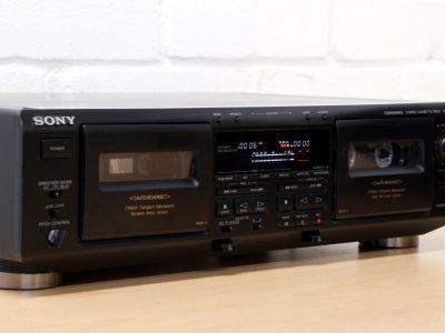 索尼 SONY TC-WE505 双卡座