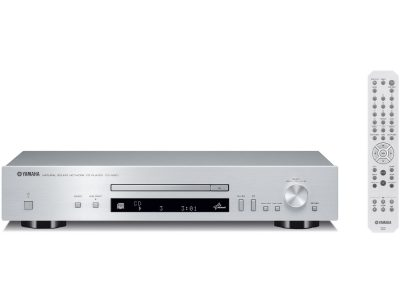雅马哈 YAMAHA CD-N301(S) 192kHz/24bit CD/网络播放机