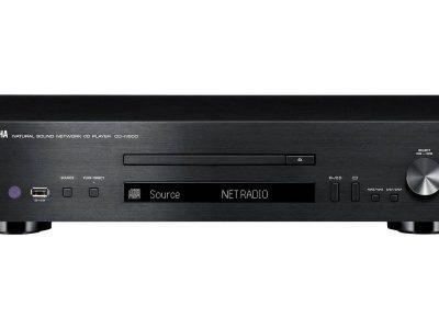 雅马哈 YAMAHA CD-N500(S) CD机/网络播放器