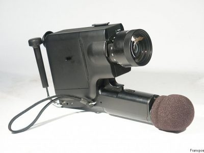BRAUN NIZO INTEGRAL 7 SUPER 8 超8电影摄像机