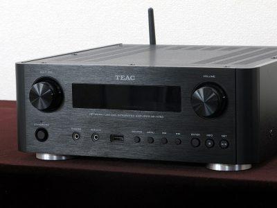 TEAC NP-H750 USB解码/无线/网络播放/功率放大器