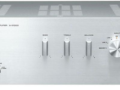 雅马哈 YAMAHA A-S1000(S) Hi-Fi 功率放大器