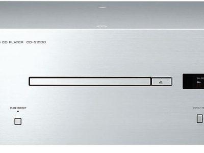 雅马哈 YAMAHA CD-S1000(S) SA-CD 超级CD播放机