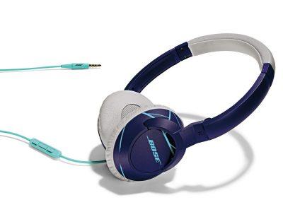 Bose SoundTrue入耳式耳机-紫绿色
