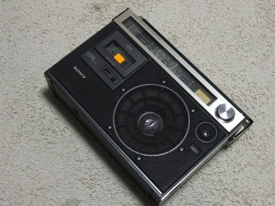 索尼 SONY CF-1990 单卡收录机