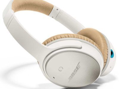 BOSE QuietComfort 25 Headphones, White