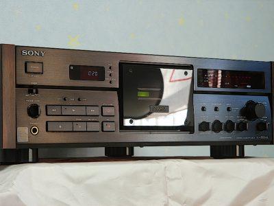 索尼 SONY TC-K555ESL 三磁头卡座