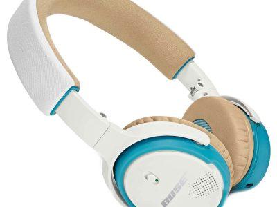 BOSE SoundLink 头戴式蓝牙 无线耳机-白色