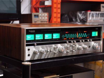 松下 Technics SA-8000X 四声道五表头收扩机
