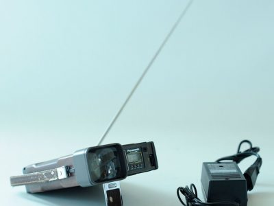 松下 Panasonic TR-1001 S 便携 TV 电视机