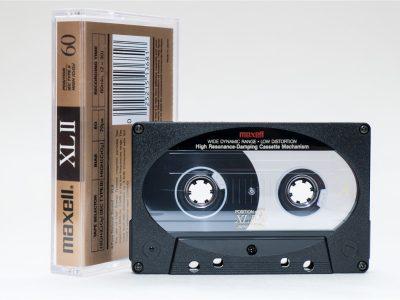 Maxell XL-II 空白录音带
