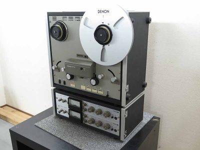 天龙 DENON DH-710F 开盘机