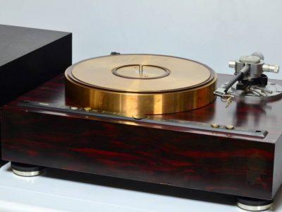 MICRO SX-111FV+SP-237SC 黑胶唱机